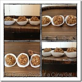 oatmeal raisin balls