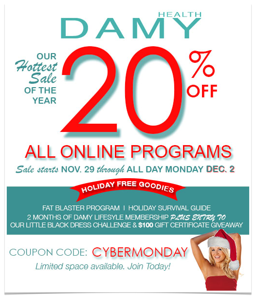 Its Cyber Monday!!